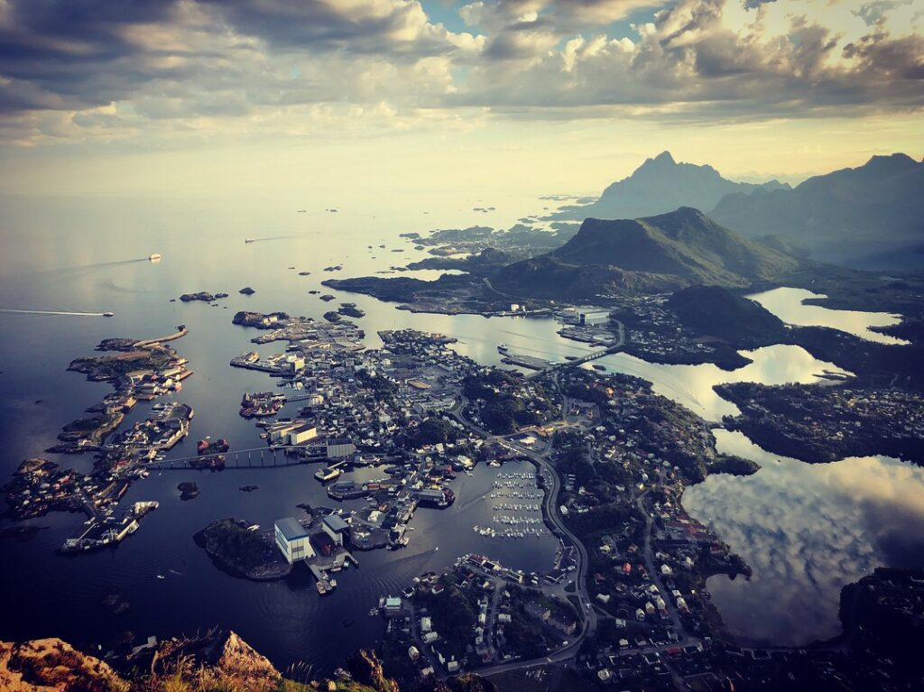 Fjellturer i Lofoten