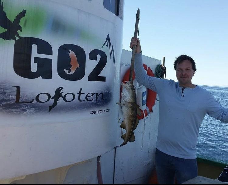 Fishing trip Svolvær