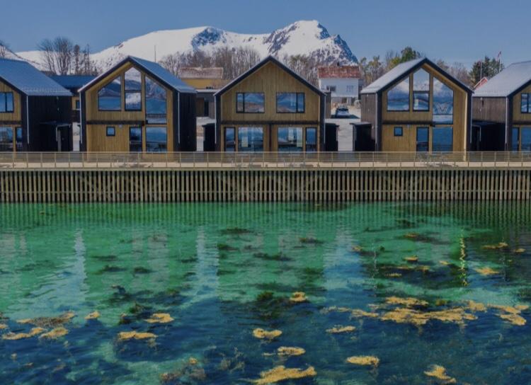Risoyhamn Sea house